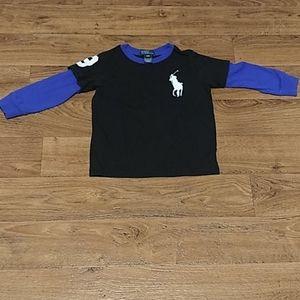 Polo by Ralph lauren long sleeve tshirt 3T